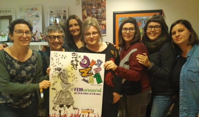 Federació d'Associacions pel Carnaval de Vilanova i la Geltrú (2019)