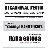 III Carnaval d'Estiu