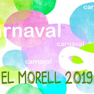 Carnaval del Morell, 2019