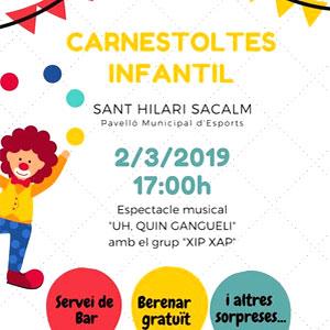 Carnaval a Sant Hilari de Sacalm, 2019