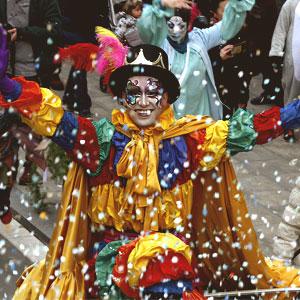 Rua de Carnaval de Valls
