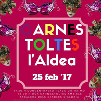 Carnestoltes - L'Aldea 2017