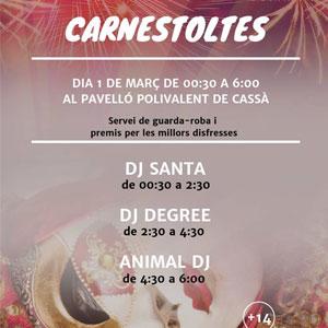 Festa de Carnestoltes de Cassà de la Selva