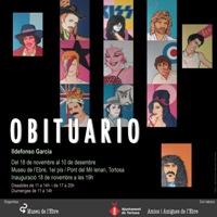 Exposició Obituario - Tortosa 2017