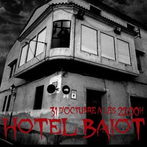 Casa del terror 'Hotel Baiot' - Xerta 2018