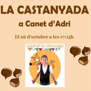 Castanyada a Canet d'Adri