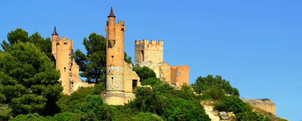 Castell del Mas de la Muga