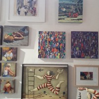 exposició, Format gran, format petit, Galeria Espai Cavallers, art, desembre, gener, Surtdecasa Ponent