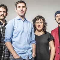 Guillem Arnedo & Celeste Alías Band