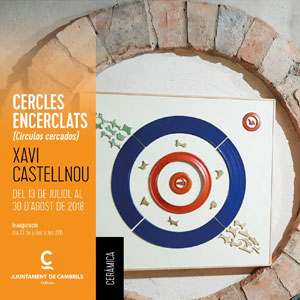 Exposició 'Cercles Encerclats', Cambrils