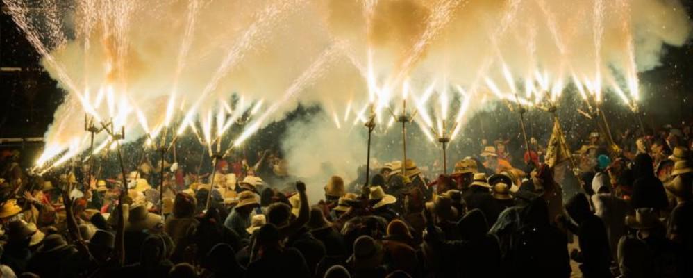 Aquelarre, 2016, Cervera, Segarra, màgia, bruixes, tradició, música, foc, petards, concerts, aire lliure, places, carrer, popular, pagà, Surtdecasa Ponent, agost, estiu, espectacle