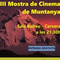 III Mostra de Cinema de Muntanya
