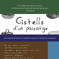 Exposició 'Cistells d'un paisatge'