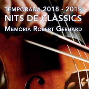 Nit de Clàssics, Memòria Robert Gerhard