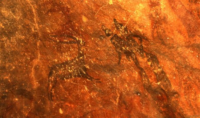 Cogul, Pintura, Garrigues, Art, Història, Prehistòria, rupestre, visitants, Novembre, Surtdecasa Ponent, 2016