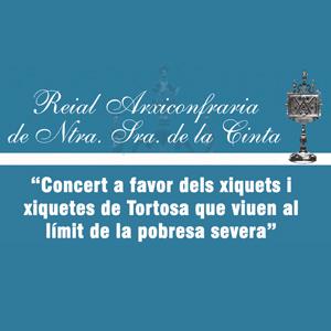 Concert Solidari de la Reial Arxiconfraria de la Cinta - Tortosa 2018