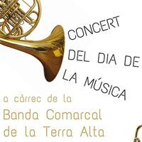 Concert del Dia de la Música - Caseres 2017