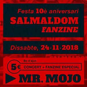 Aniversari del Fanzine SalMaldom, Tarragona, 2018