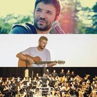 Joan Rovira + Andreu Valor + Banda Música La Sénia