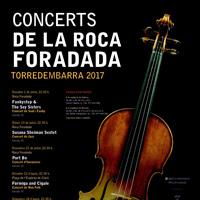 Concerts de la Roca Foradada - Torredembarra 2017