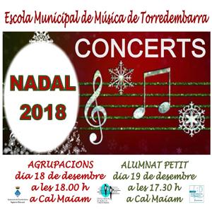 Concerts de Nadal a Torredembarra