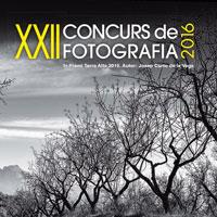 XXII Concurs de Fotografia de la Terra Alta - 2016