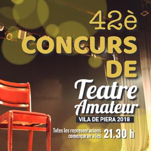 42è Concurs de Teatre Amateur de Piera