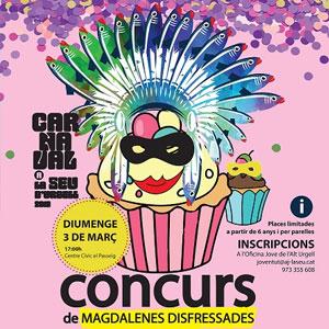 Concurs culinari'Magdalenes disfressades', La Seu d'Urgell, 2019