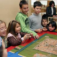 Activitat familiar 'Construeix una ciutat romana!'