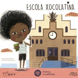 Conte 'L'Escola Xocolatina' escit per Joana Sabata amb il·lustracions d'Armand