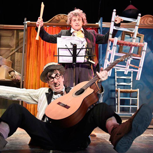 Espectacle 'Cösmix' de Teatre Mòbil