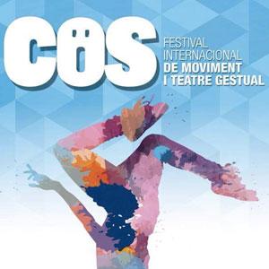 Festival de Moviment i Teatre Gestual COS, 2018