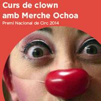Curs de clown amb Merche Ochoa