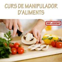 Curs de Manipulador d'Aliments