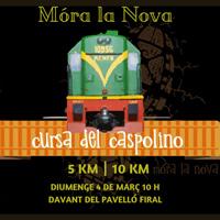 Cursa del Caspolino - Móra la Nova 2018