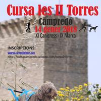 Cursa 'Les II Torres' - Campredó 2018