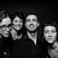 Dalia quartet, música, concert, Cervera, gener, 2017, Surtdecasa Ponent