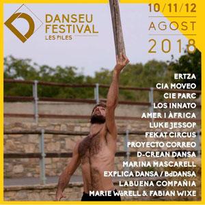 'Danseu Festival', Les Piles, 2018