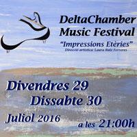 Delta Chamber Music Festival  - Amposta 2016