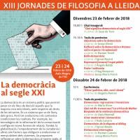 Democracia al segle XXI