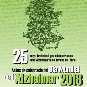 Dia Mundial de l'Alzheimer - Tortosa 2018
