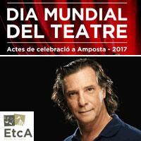Dia Mundial del Teatre - EtcA 2017 - Àlex Casanovas