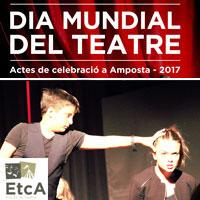 Dia Mundial del Teatre - EtcA 2017 - Shakesperience