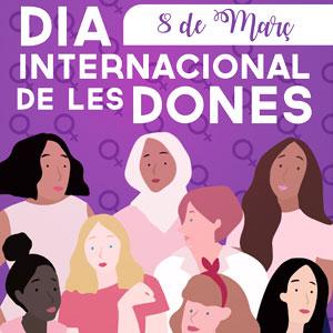 Dia Internacional de les Dones a Valls, 2019