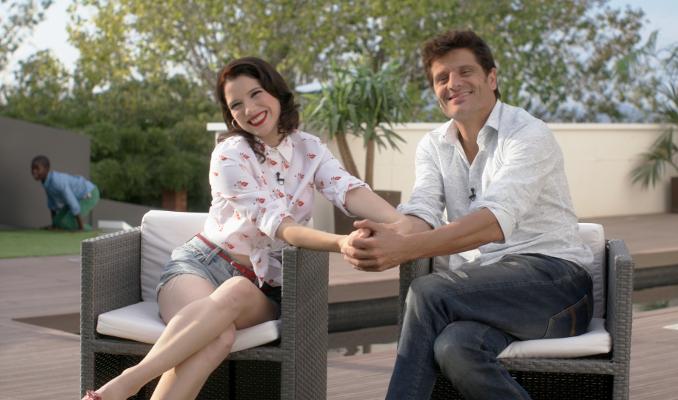 Diana Gómez i Joel Joan a 'El crac'