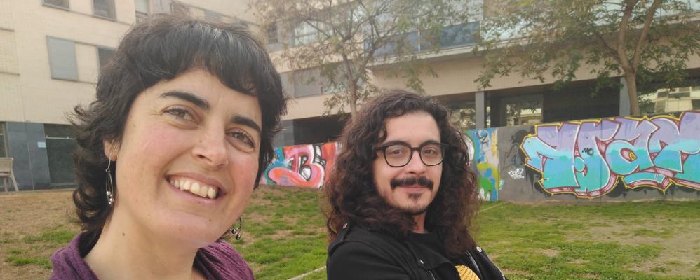 Marta Jofra i Enric Garriga
