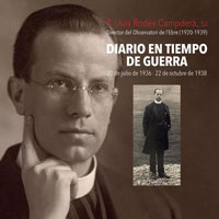 Presentació del llibre 'Diari en temps de guerra'