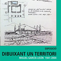 Exposició 'Dibuixant un territori' de Miguel García Lisón