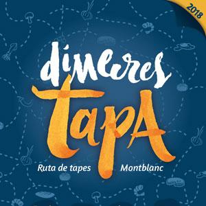 'Dimecres Tapa' 2018 Montblanc