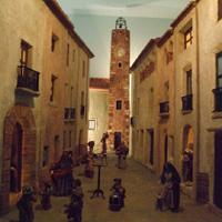 Diorama Olesa de Montserrat